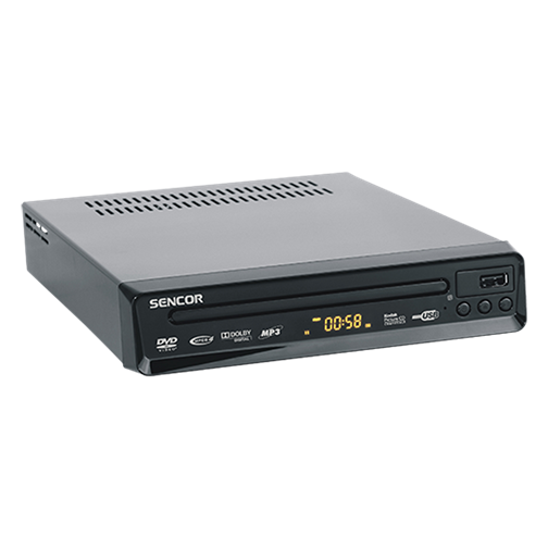 SDV 2510 DVD/DivX Player