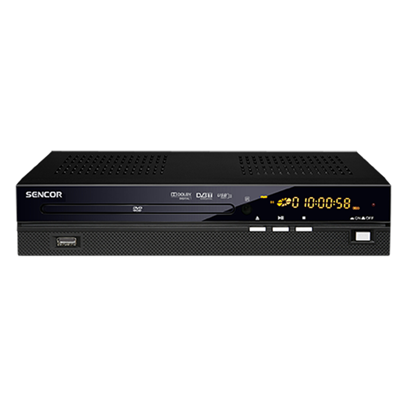 SDV 8805T DVD/DivX Player cu DVB-T
