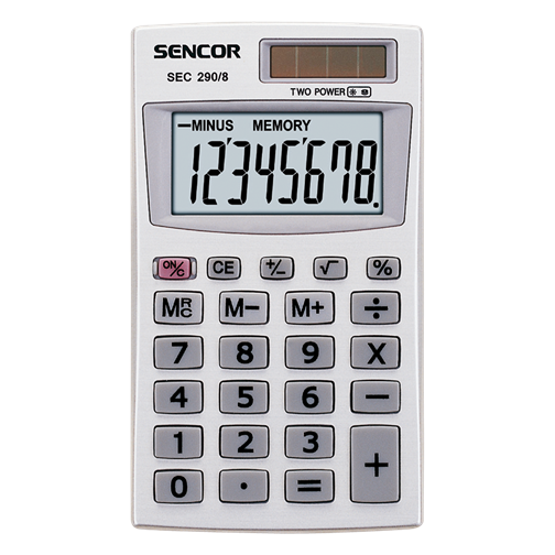SEC 290/8 Calculator de mână