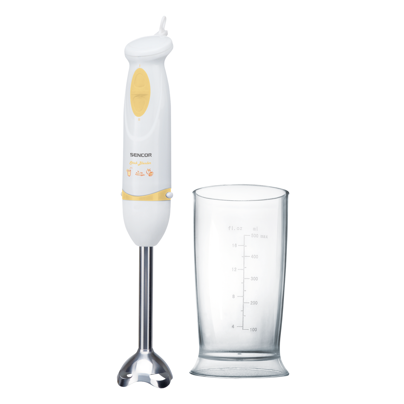 SHB 4352 Blender vertical