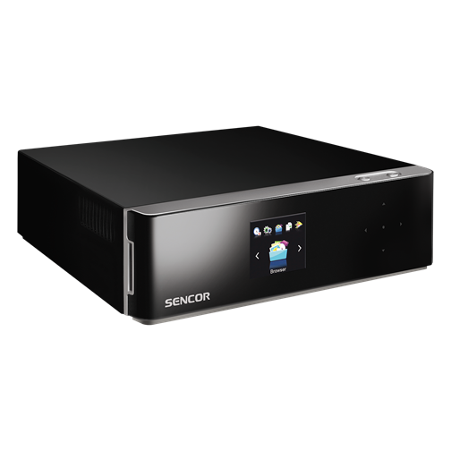 SHR 9600T HD Media Recorder/Player