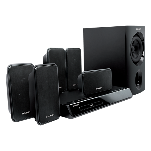 SHC XD570 Home Cinema
