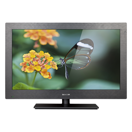 SLE 2650T titanium LCD Television with LED Backlight
