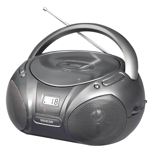 SPT 106 Radio portabil cu  CD Player