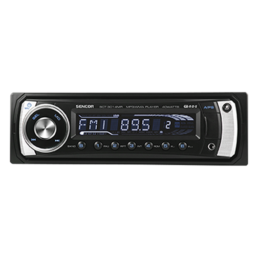 SCT 3014MR Radio auto cu USB/SD/MMC