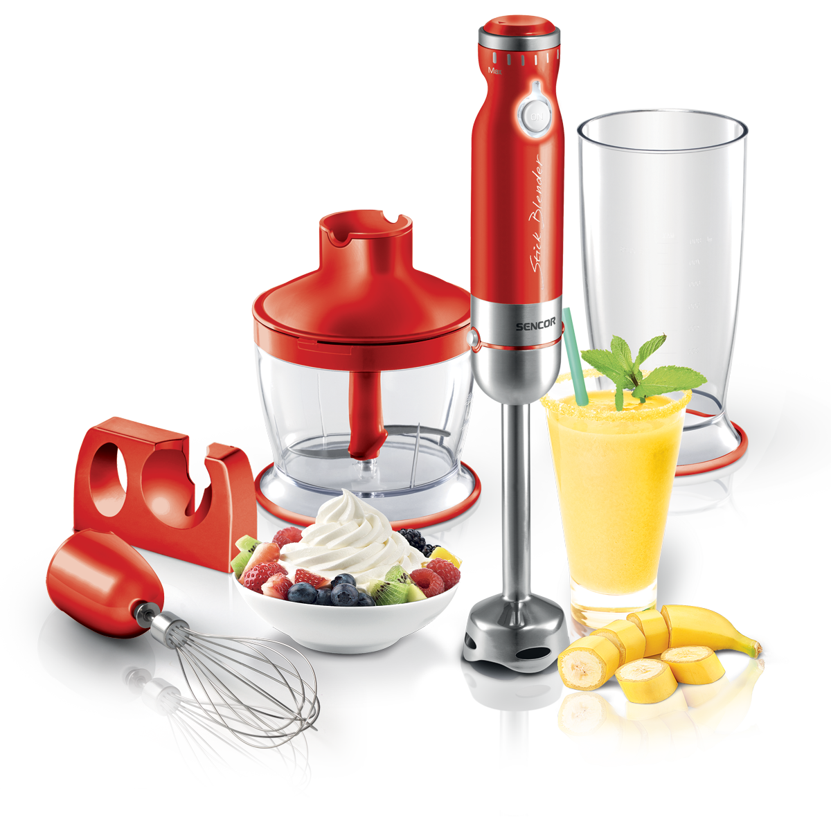 SHB 4364RD Blender vertical