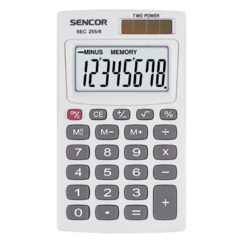 SEC 255/8 Calculator de mână