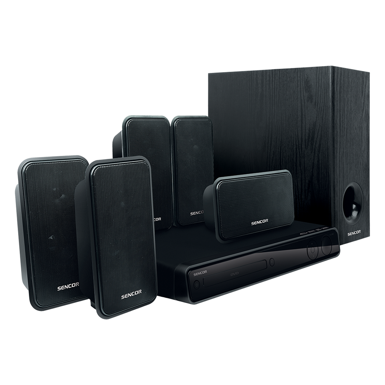 SHC XD140 Home Cinema