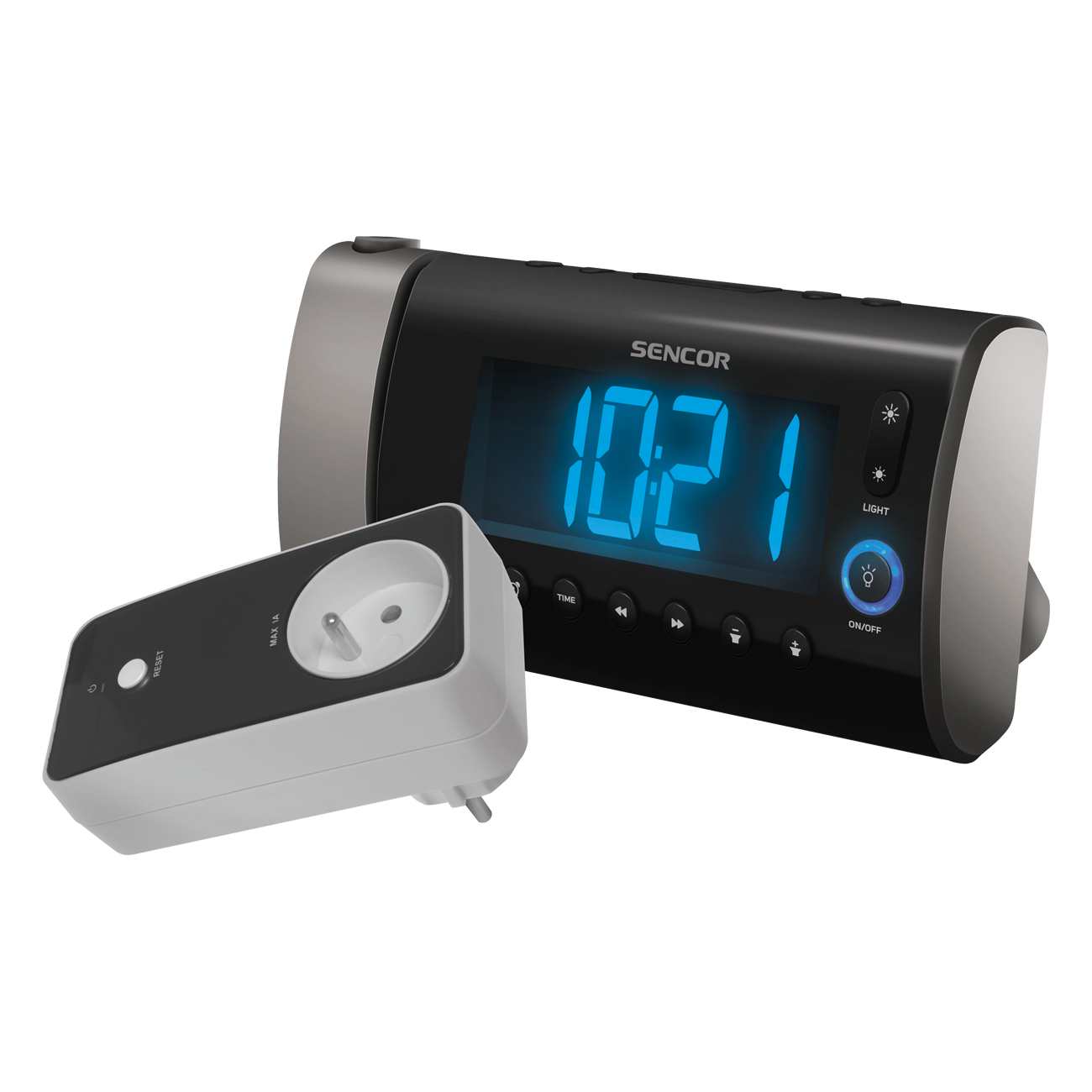SRC 350 Projection Clock Radio
